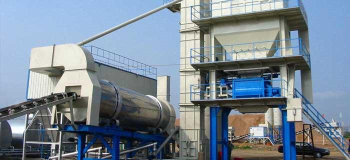 Asphalt Drum Mixing Plant and Asphalt Mixing Plant-haomei